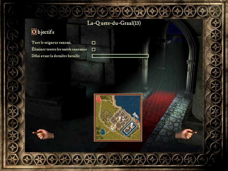 Le Graal map 13