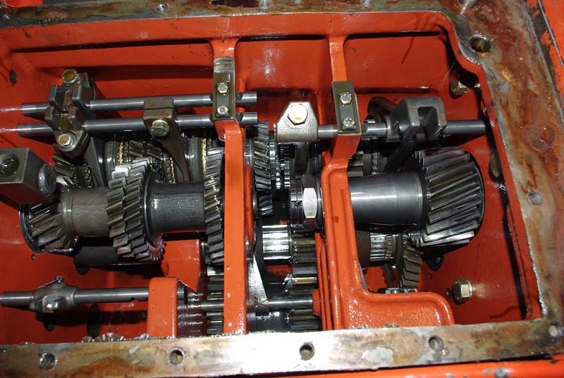 Prise De Force Sur Tracteur Renault 781 R7591