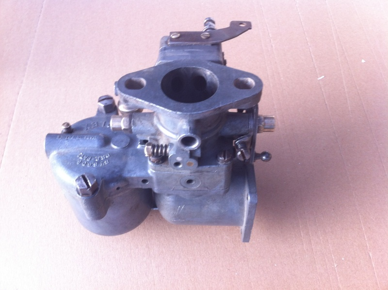 carburateur solex vafd