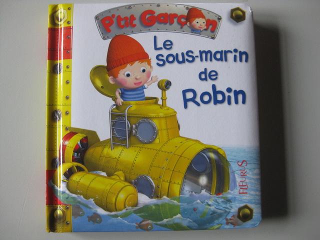 """""""Le sous-marin de Robin"""""""