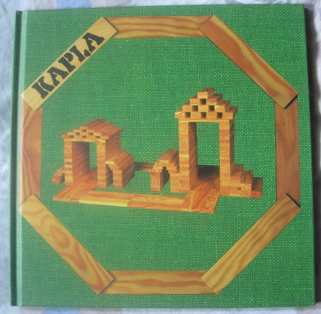 """L'art Kapla - Volume 3"""