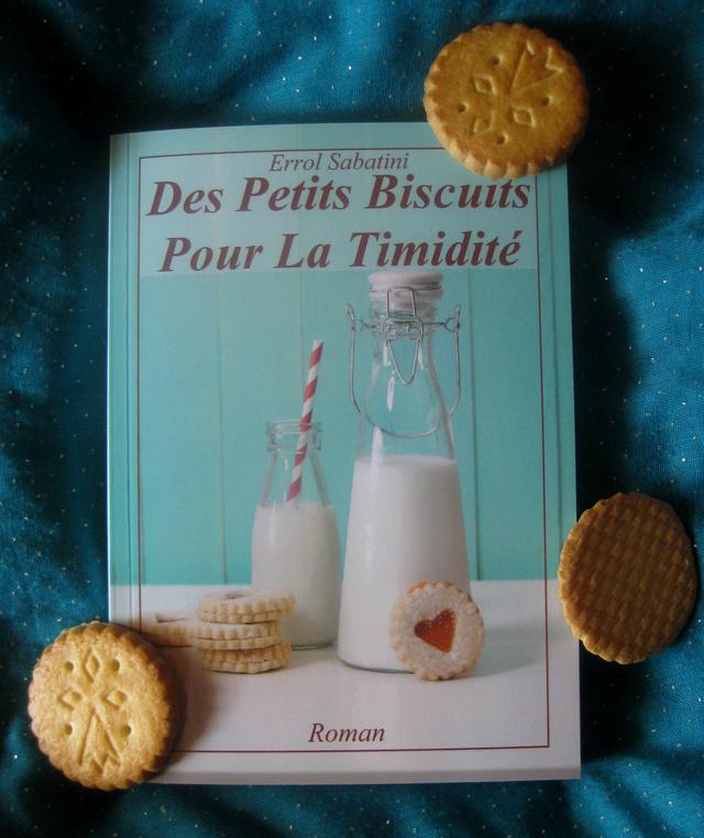 """""""Des petits biscuits pour la timidité"""""""