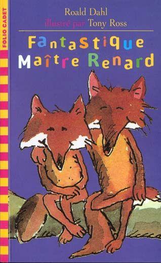 """""""Fantastique maître renard"""