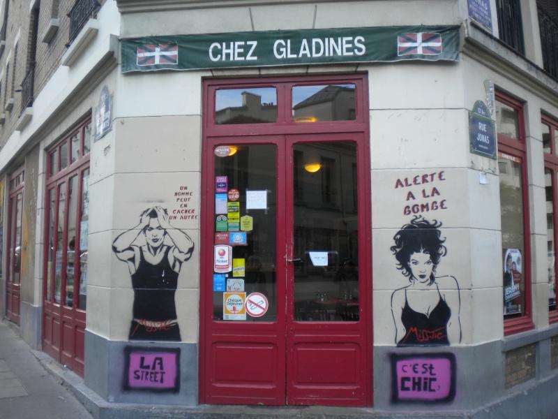 Quartier de la butte aux cailles paris 13 me - Restaurant buttes aux cailles ...
