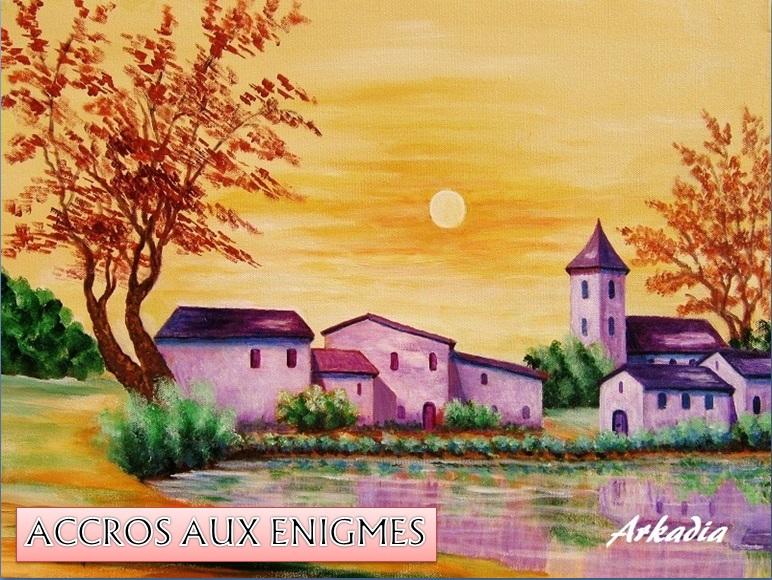 LES ACCROS AUX ENIGMES (OUVERTURE DU FORUM 11 DÉCEMBRE 2015)