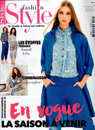 Fashion Style Magazine N  Knipmode
