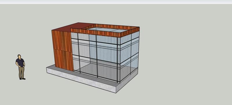 Construction voli re exterieur pour ara ararauna for Dalle chauffante exterieur