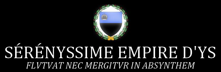 Sérényssime Empire d'Ys