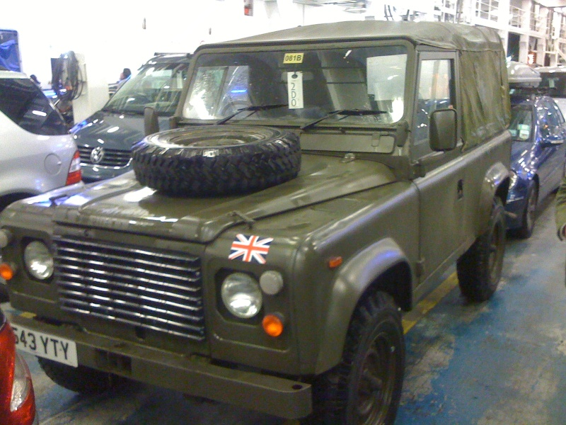 land rover 90 arm e britannique. Black Bedroom Furniture Sets. Home Design Ideas