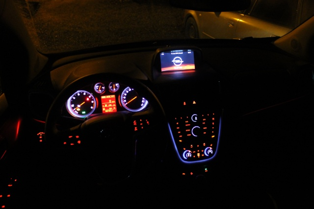 Opel mokka 1 4 turbo 4x2 cosmo dans le 66 for Interieur opel mokka