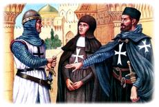 Špitál svatého Jana Jeruzalémského <br />(pouze uživatelská skupina Řád johanitů/maltézských rytířů)