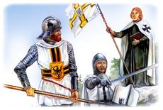 Řád německých rytířů – regule, struktura, hodnosti