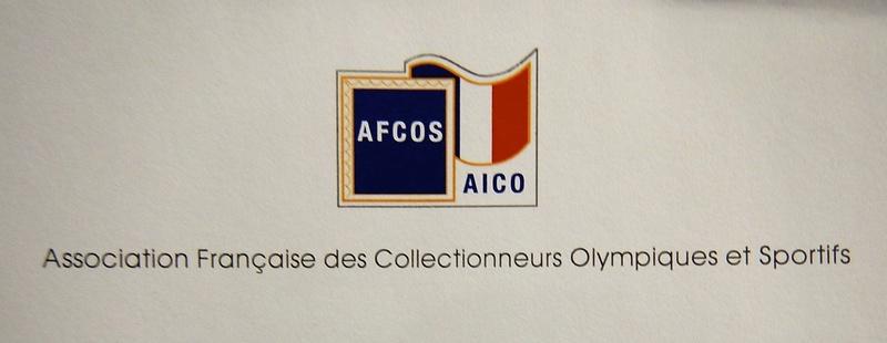 AG AFCOS - Paris 2017