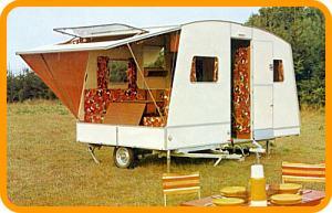 caravane pliante rapido. Black Bedroom Furniture Sets. Home Design Ideas