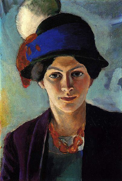 Portrait d'Elizabeth