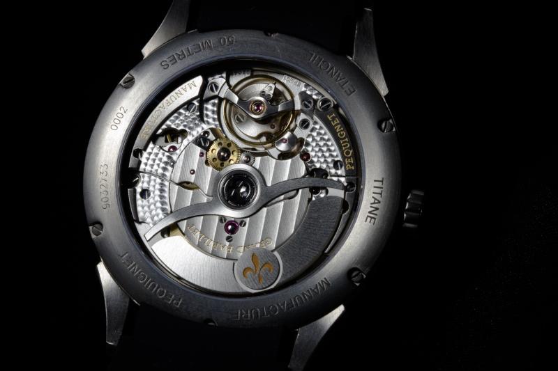Essai Pequignet Royale Titane Passion Horlog Re