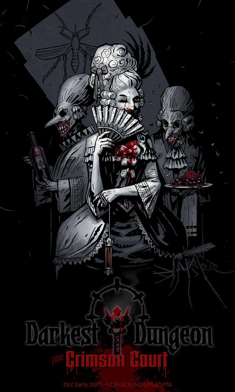 Darkest Dungeon - The Crimson Court