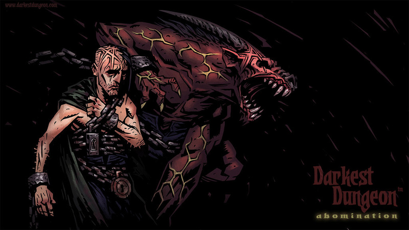 Darkest Dungeon - The Abomination