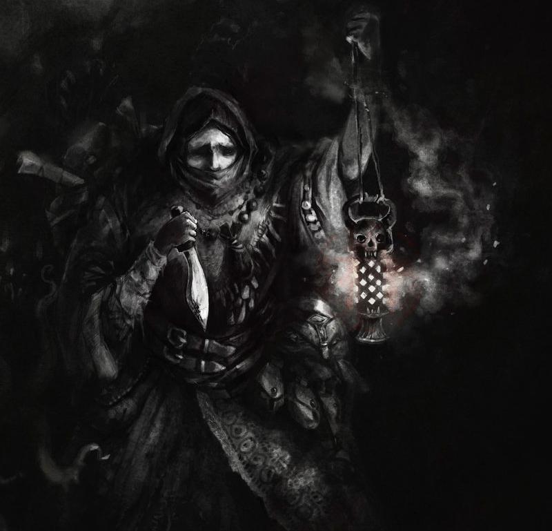 Darkest Dungeon - Antiquarian