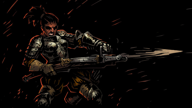 Darkest Dungeon - Arbalest