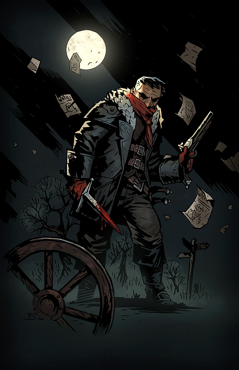 Darkest Dungeon - Highwayman