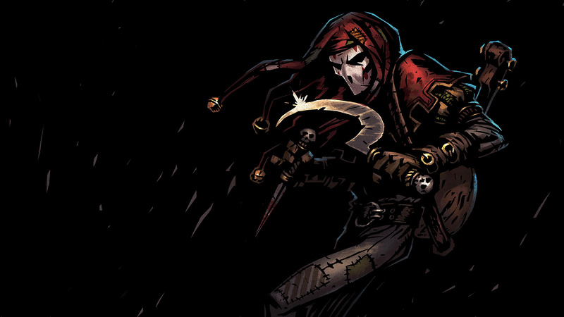 Darkest Dungeon - Jester