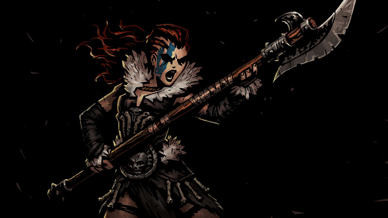 Darkest Dungeon - Hellion