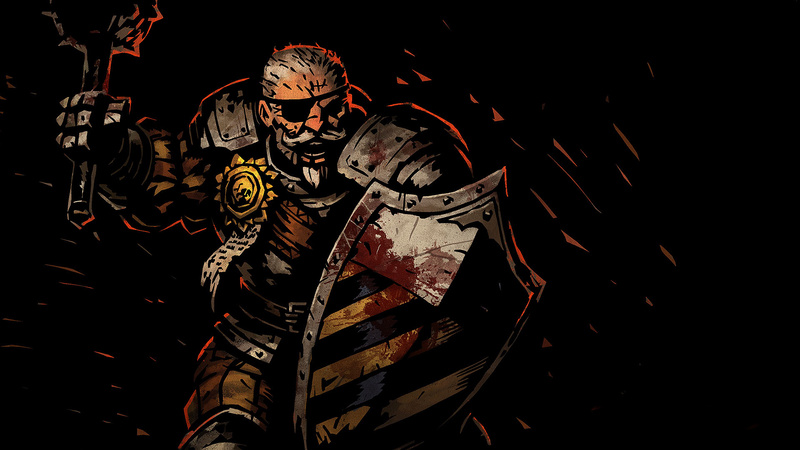 Darkest Dungeon - Man-at-Arms
