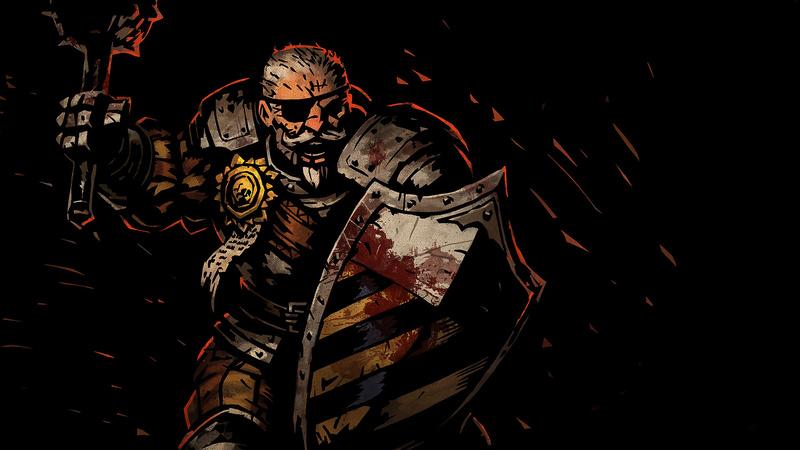 Darkest Dungeon - Man-at-Arms