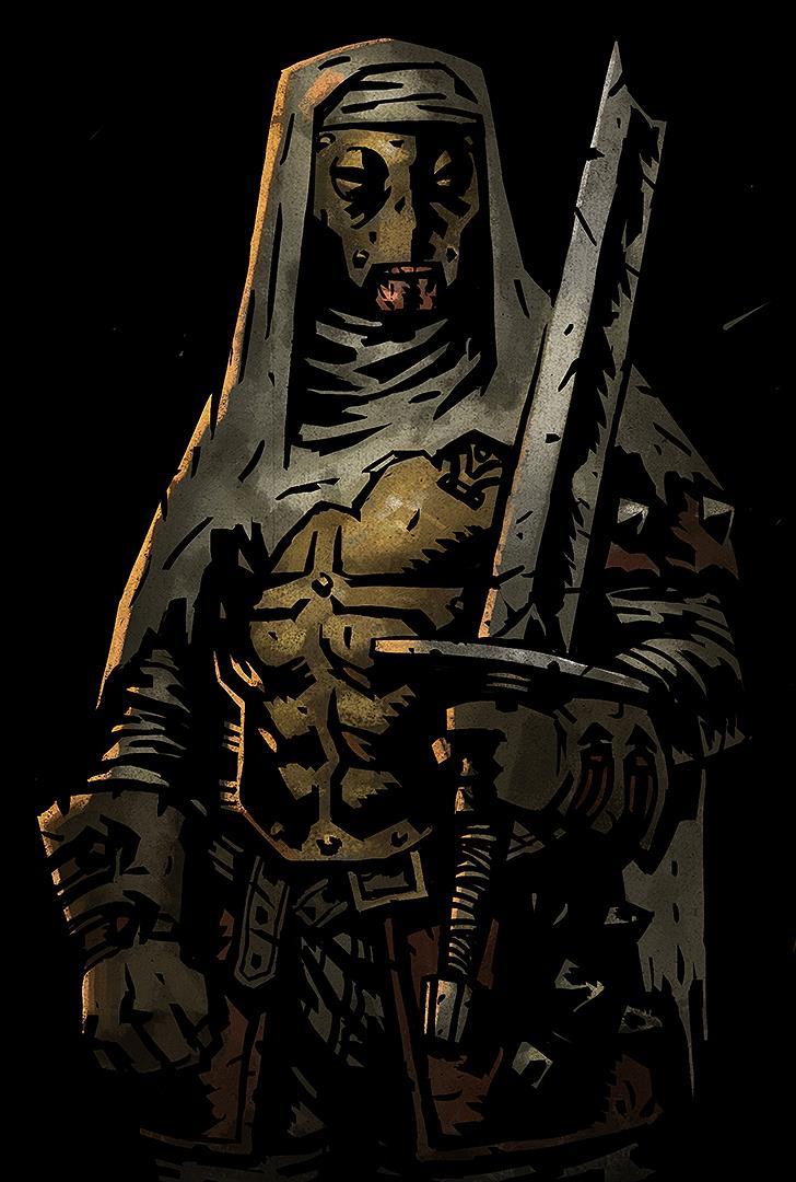 Darkest Dungeon - Leper