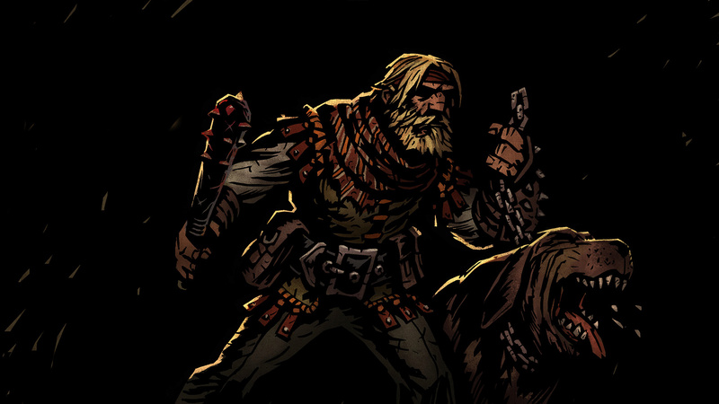 Darkest Dungeon - Houndmaster