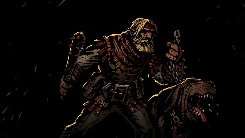 Darkest Dungeon - Houndmaster
