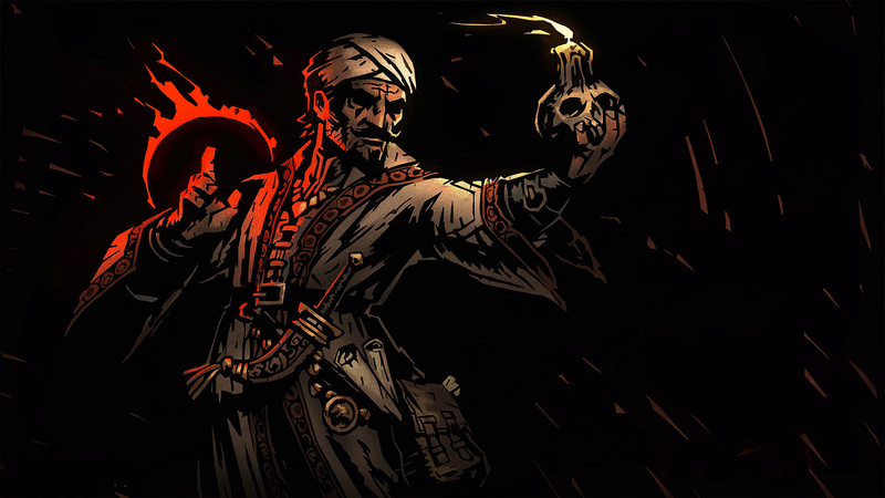 Darkest Dungeon - Occulstist