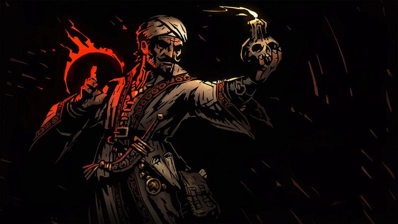 Darkest Dungeon - Occulstist