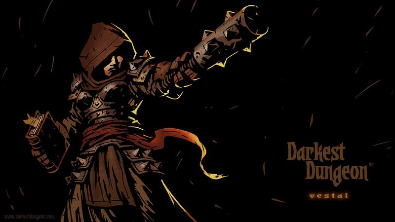 Darkest Dungeon - Vestal
