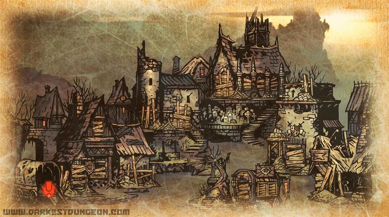 Darkest Dungeon - The Hamlet