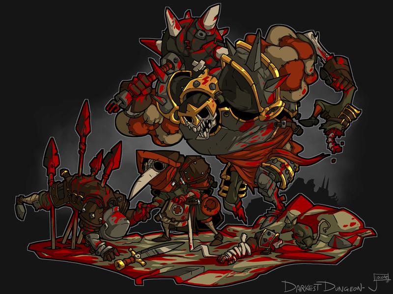 Darkest Dungeon - Plague Doctor