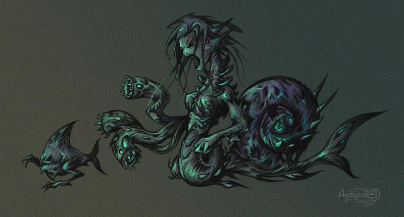 Darkest Dungeon - Siren