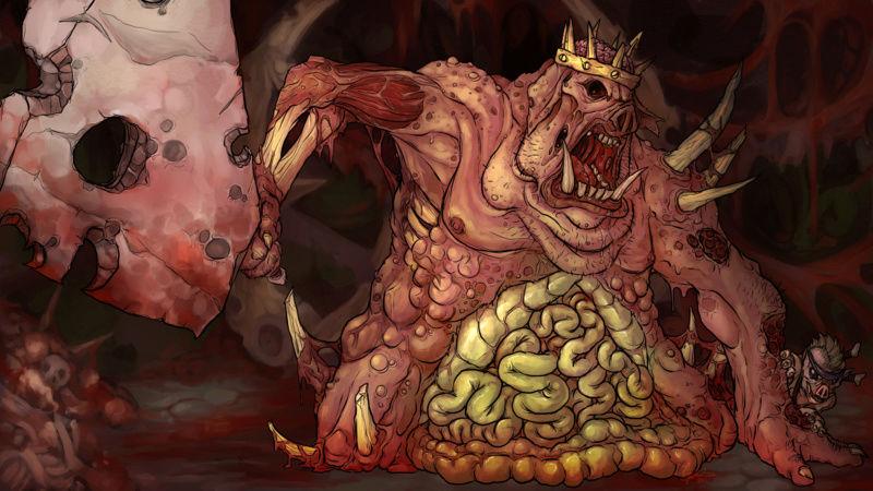 Darkest Dungeon - Swine Prince