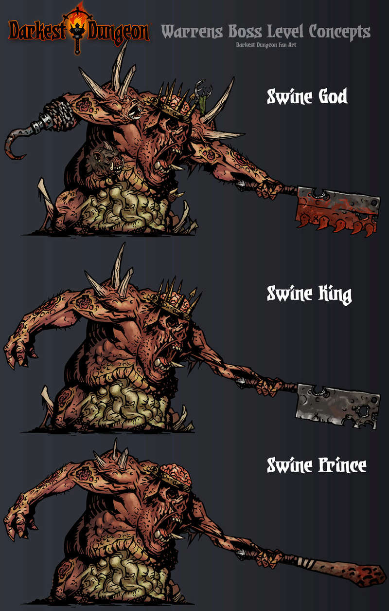 Darkest Dungeon - Swine Prince