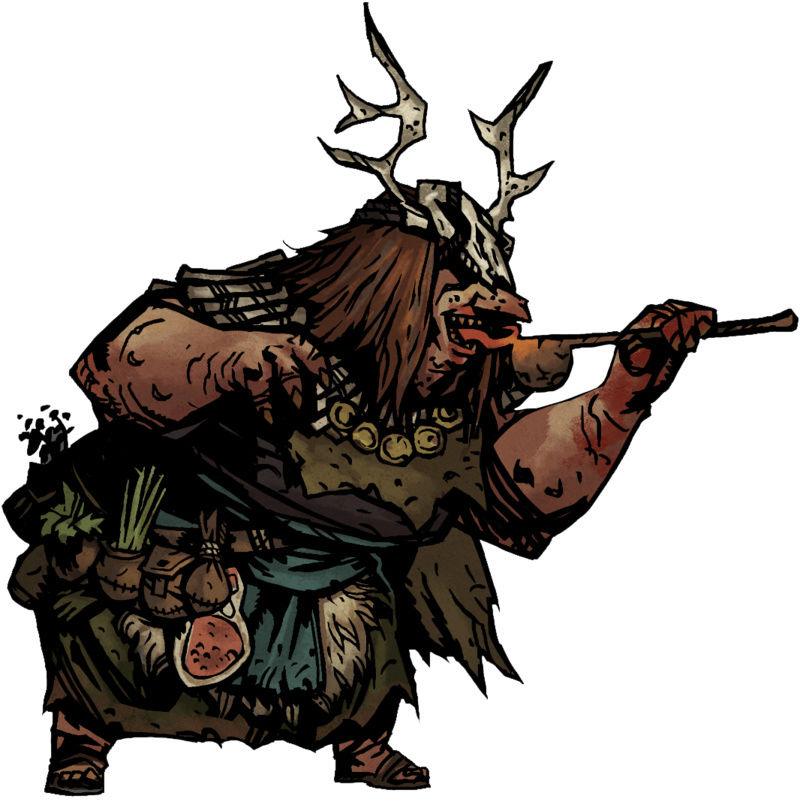 Darkest Dungeon - Hag