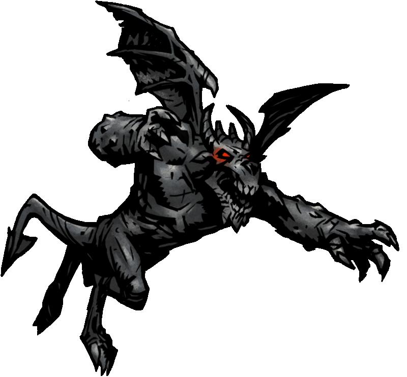 Darkest Dungeon - Gargoyle