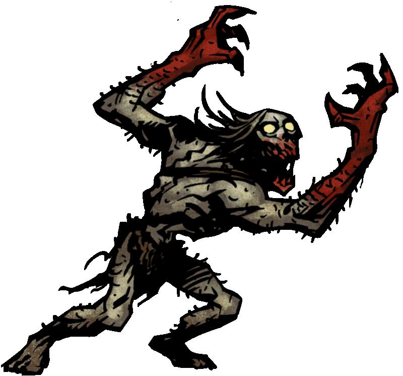 Darkest Dungeon - Ghoul