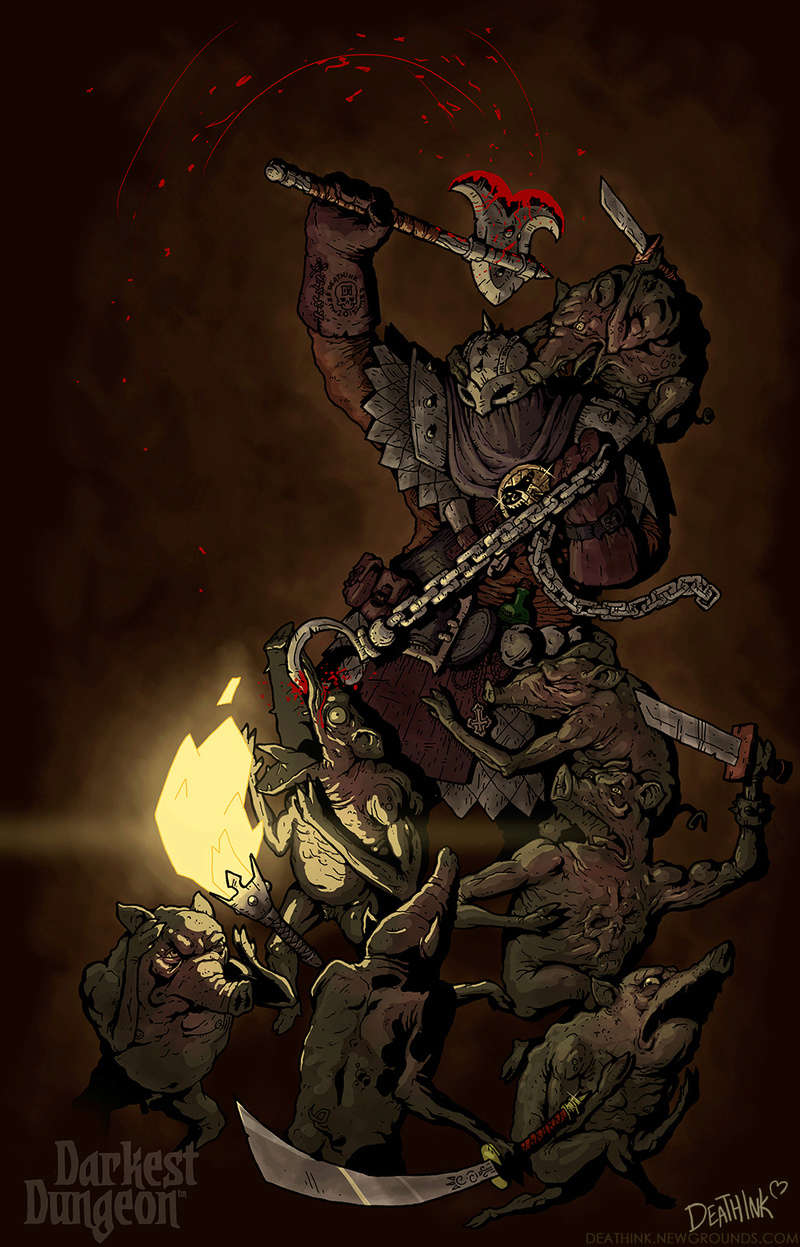 Darkest Dungeon - The Warrens