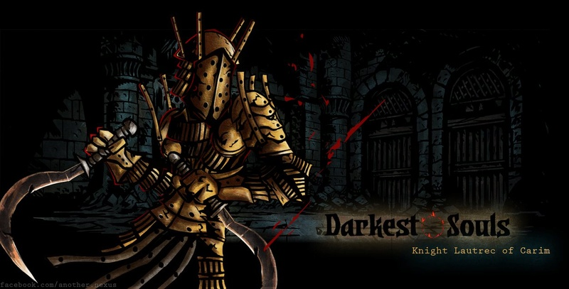 Darkest Dungeon - Knight Lautrec of Carim