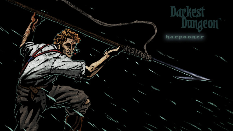 Darkest Dungeon - The Harpooner