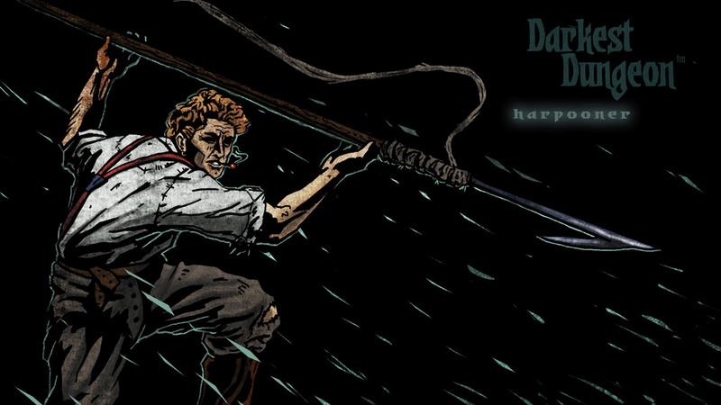 Darkest Dungeon - The Harpooner