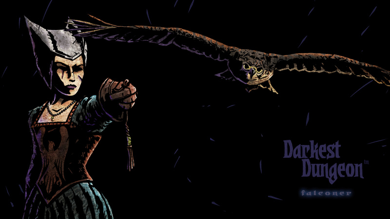 Darkest Dungeon - Falconer