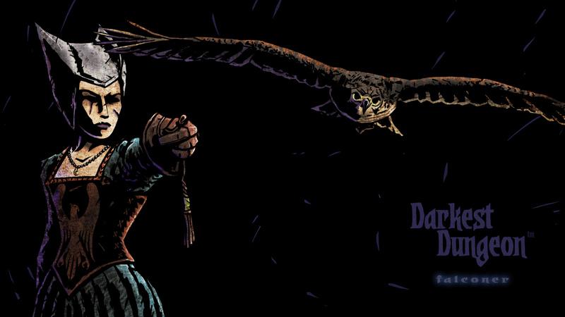 Darkest Dungeon - Falconer