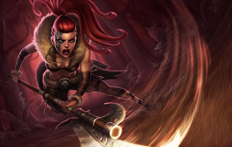 Darkest Dungeon - Hellion